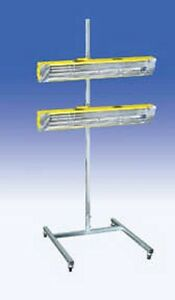 Infratech 14 1005 Sru 3215 120v Medium Wave System Portable Infrared Curing Lamp