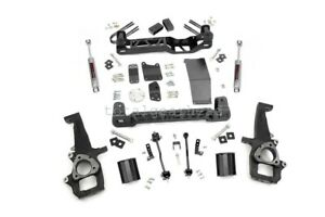 2006 2008 Dodge Ram 1500 4wd 4 Rough Country Suspension Lift Kit W n3 32630