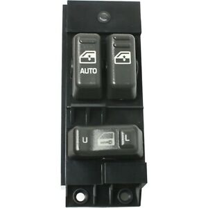 Electric Power Window Master Switch For 1999 2002 Gmc Chevrolet Truck 2 Door
