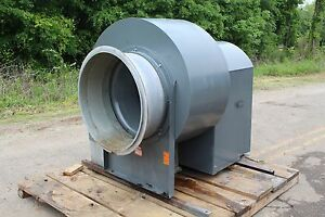 Dayton 3c109 27 Non overloading Belt drive Industrial Blower Fan