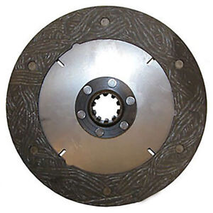 70226729 Allis Chalmers Tractor Clutch Disc For B C Ca Ib Power Unit B125 B15