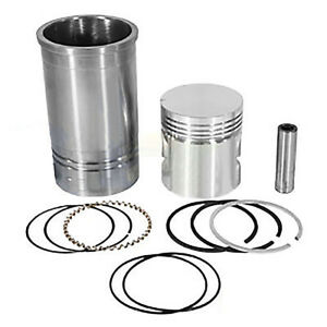 Sk159 New Piston Liner Kit For Allis Chalmers Gleaner Tractor B C Ca B15 Ib 60h