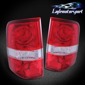 2004 2005 2006 2007 2008 Ford F 150 Pickup Replacement Rear Brake Tail Lights
