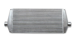 Vibrant 33 x12 x3 5 Intercooler 2 5 Inlet W End Tanks For Use Up To 875hp
