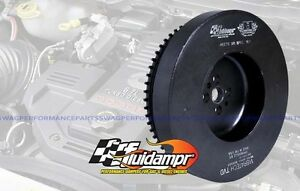 Fluidampr Harmonic Balancer with Reluctor Wheel For 07 5 6 7l Dodge Cummins