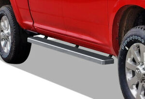 Iboard Running Boards 5 Inches Fit 09 18 Dodge Ram 1500 2500 3500 Crew Cab