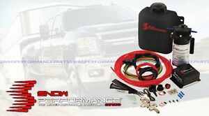 2001 Chevrolet Gmc Duramax Snow Performance Stage 2 Boost Cooler Kit 48002