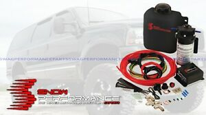 99 03 Ford Powerstroke 7 3l Snow Performance Stage 2 Boost Cooler Kit 50002