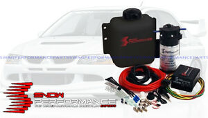 Mitsubishi Lancer Evo Evolution Snow Performance Water Methanol Injection Kit