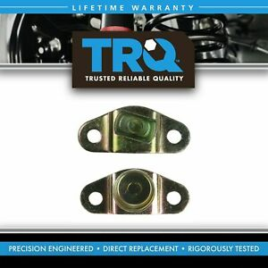 Body Mounted Tailgate Tail Gate Hinge Left Right Pair Set For Chevy Pickup