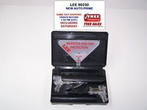 90230 * LEE AUTO-PRIME HAND PRIMING TOOL * INCLUDES COMFORT GRIP