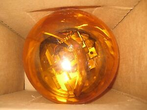 Federal Signal Corporation 448112 02 Rotator Beacon Amber
