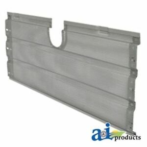 Sba378103371 Screen Lh White Fits Ford new Holland Compact Tractor 1920