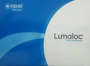 Lumaloc Vinyl Polysiloxane Indirect Bonding Opal Orthodontics Dental Ultradent