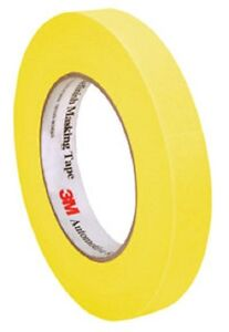 3m 6652 Automotive Refinish Masking Tape 18 Mm X 55m