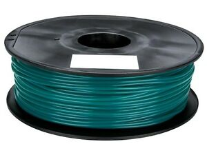 Velleman Pla175g1 1 75 Mm 1 16 pla Filament green 1 Kg 2 2 Lb
