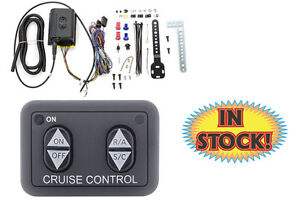 Dakota Digital Crs 3000 2 Cruise Control For Electronic Speedometer With Hnd 2