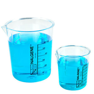 2000 Ml Nalgene tm Low Form Beaker