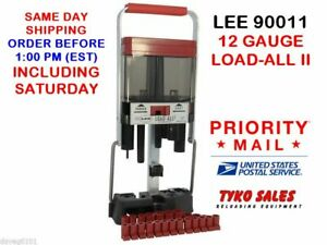 LEE 90011 * LEE LOAD-ALL II SHOTSHELL PRESS * 12 GA * LOADS 2 34