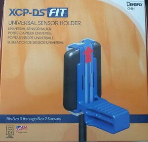 Dentsply Rinn Xcp ds Fit Universal Digital Sensor Holder Dental Xray Sizes 0 1 2