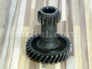 Fiat 124 Spider 5th Reverse Gear Layshaft 1966 85 New