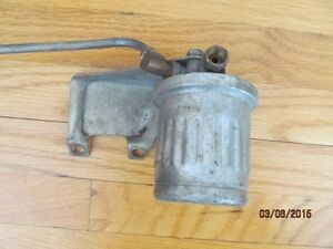 1957 Corvette Bel Air Fuel Injection Filter 283