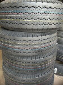 Four New 9 50x16 5 9 50 16 5 10 Ply Heavy Duty Hwy Truck Trailer Tires