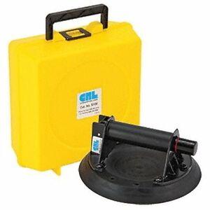 Crl S108 8 Pump action Vacuum Lifter Up To 120lbs Glass Stone Granite