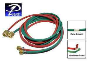 Primo Fire Resistant Twin Hose For Meco Torch 8 Ft X 3 16 Id