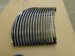 1939 Cadillac Lasalle Drivers Side Grill