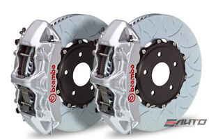 Brembo Front Gt Brake 6piston Caliper Silver 405x34 Type3 Disc Bmw F80 M3 F82 M4