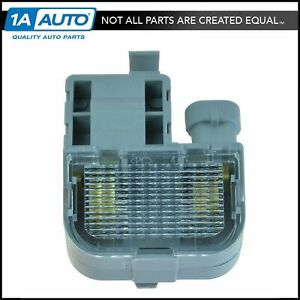 Oem Under Hood Lamp Light Assembly For Buick Chevy Gmc Pickup Truck Suv 12450086