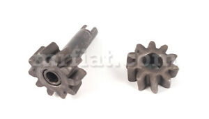 Fiat 500 R 126 Carbonitrided Oil Pump Gear Kit Inclined Teeth New