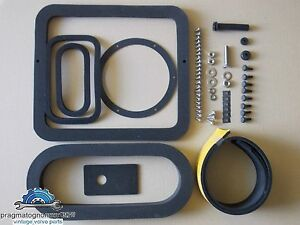 Volvo Amazon 121 122 Heater Box Foam Gasket And Hardware Kit