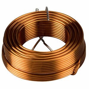 Jantzen 1824 0 20mh 20 Awg Air Core Inductor