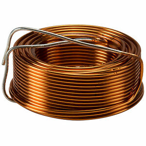 Jantzen 1076 0 25mh 18 Awg Air Core Inductor