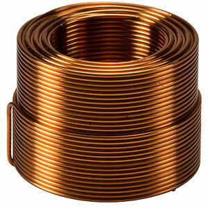 Jantzen 1078 1 1mh 18 Awg Air Core Inductor