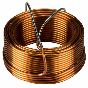Jantzen 1949 0 13mh 18 Awg Air Core Inductor