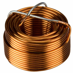 Jantzen 1130 0 15mh 18 Awg Air Core Inductor