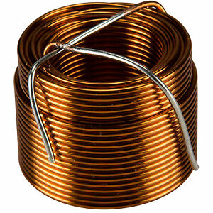 Jantzen 1155 0 25mh 15 Awg Air Core Inductor