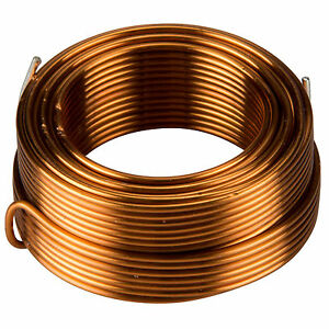 Jantzen 1822 0 20mh 18 Awg Air Core Inductor