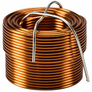 Jantzen 1310 0 33mh 15 Awg Air Core Inductor