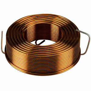 Jantzen 1285 0 80mh 18 Awg Air Core Inductor