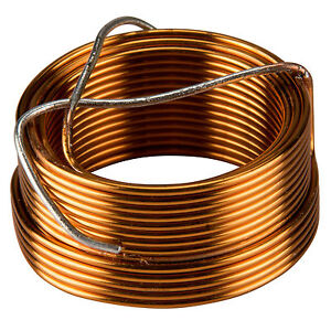 Jantzen 1947 0 05mh 18 Awg Air Core Inductor