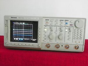 Tektronix Tds754c 500mhz 4 Channel Oscilloscope Options 13 1f 2f 60 Day Warranty