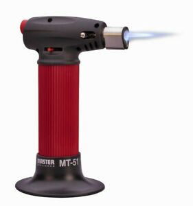 Master Appliance Mt51 Standard Microtorch With Refillable Tank
