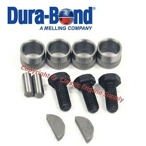 New Block Hardware Head Dowel Kit 1967 1991 Chevy Bb 396 402 427 454