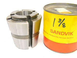 New Surplus Sandvik Balas C16 X 1 3 8 Collet C 16 X 1 375