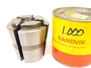 New Surplus Sandvik Balas C16 X 1 Collet C 16 X 1 00