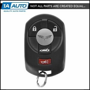 Oem 10372541 Keyless Entry Remote Transmitter Fob Number 1 For Chevy Corvette C6